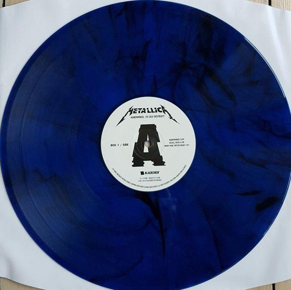 Metallica -Hardwired...To Self Destruct