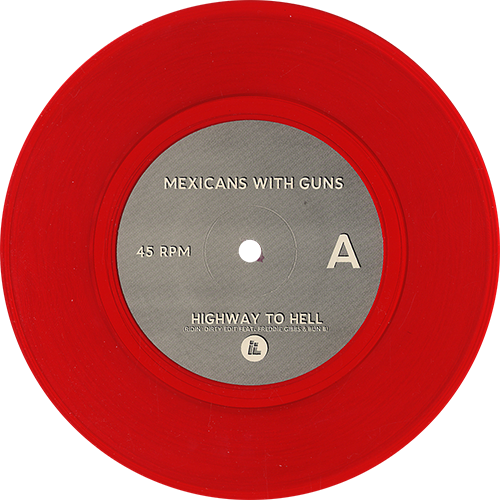 Mexicans With Guns - Highway To Hell