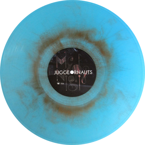 Midnight Juggernauts - The Crystal Axis