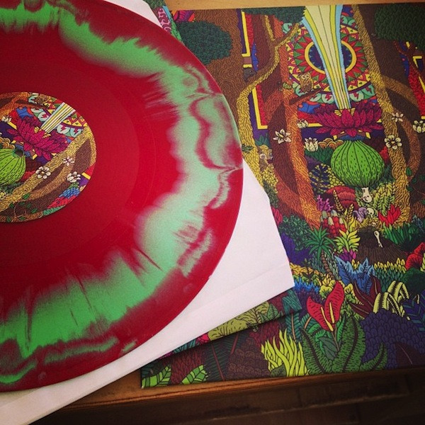 Mike Gangloff Poplar Hollow Colored Vinyl