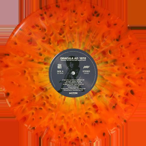 Mike Vickers -Dracula A.D. 1972 (Original Motion Picture Soundtrack)