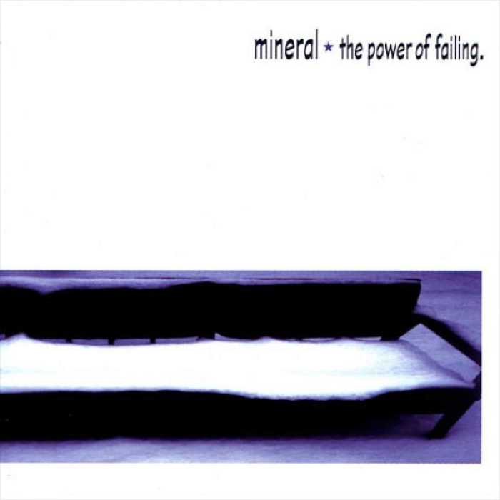 Mineral The Power Of Failing Colored Vinyl