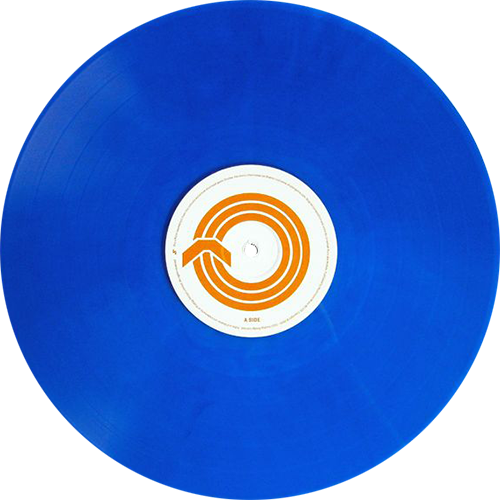 Module Shatter Official Videogame Soundtrack Colored Vinyl