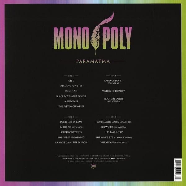 Mono/Poly - Paramatma