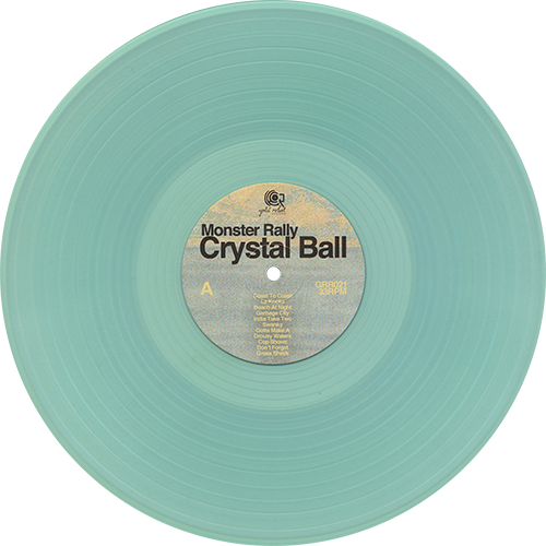 Monster Rally - Crystal Ball