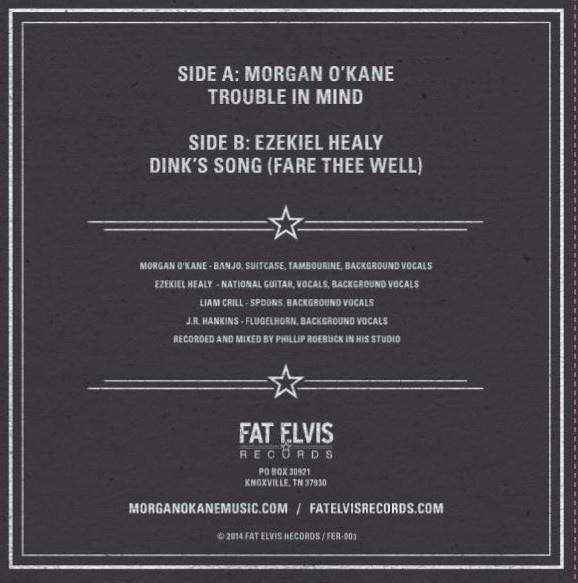 Morgan O'Kane & Ezekiel Healy - Split 7