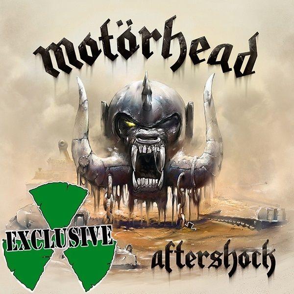 Motörhead -Aftershock