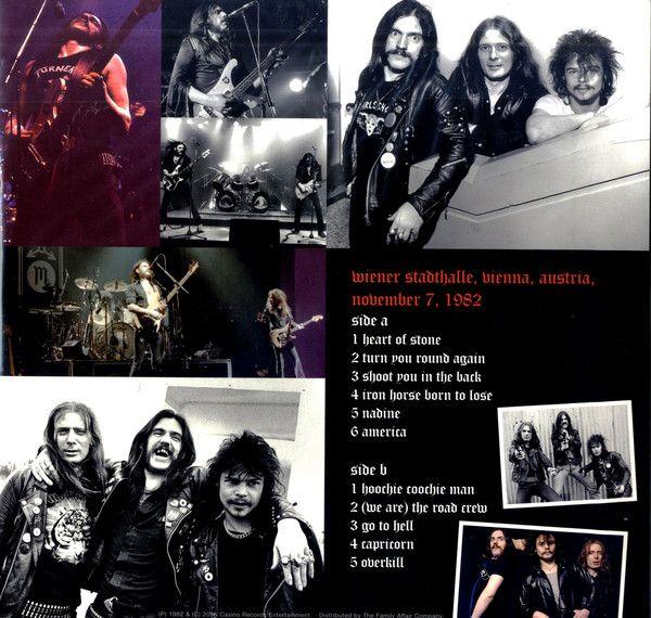 Motörhead - Heart Of Stone