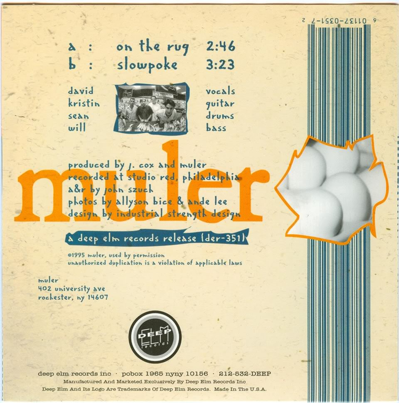 Muler - On The Rug