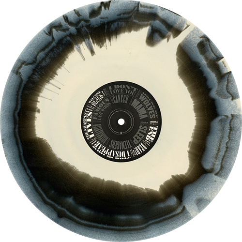My Chemical Romance The Black Parade Colored Vinyl