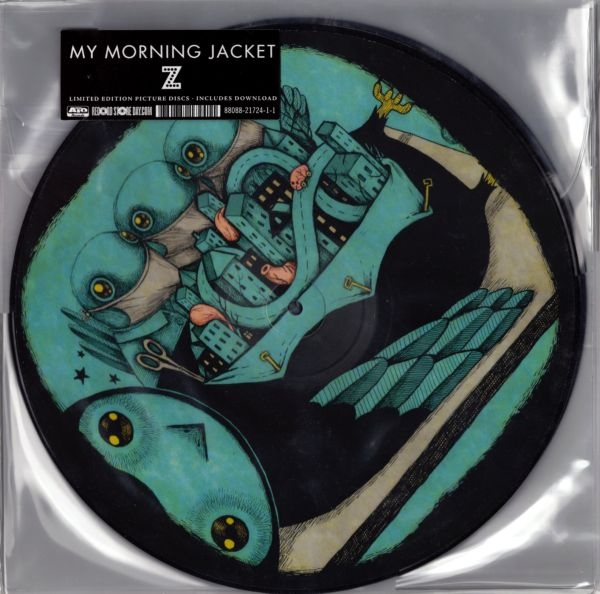 My Morning Jacket Z Colored Vinyl