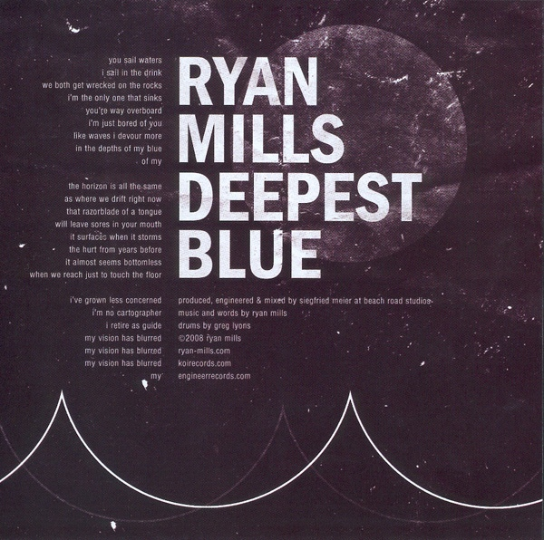My So Called Life & Ryan Mills - The Revenge Against The Black Hearted Fairies / Deepest Blue