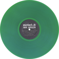 Matlock & Mr. Green -The Wax Museum EP