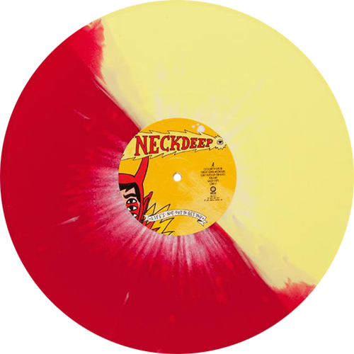 Neck Deep Life S Not Out To Get You Colored Vinyl