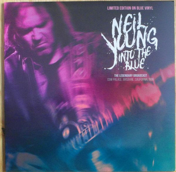 Neil Young - Into The Blue