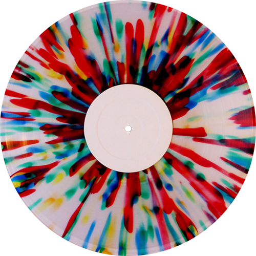 New Order Substance Colored Vinyl