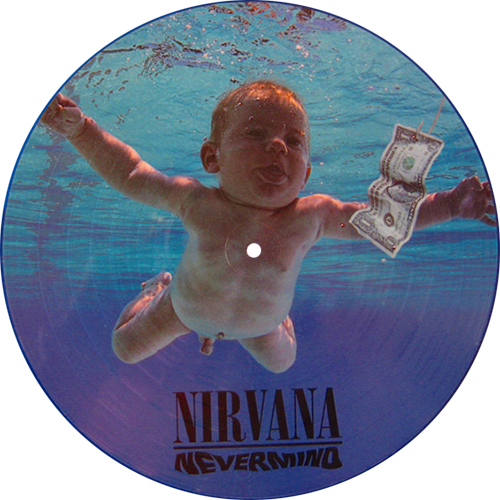 Nirvana Nevermind Colored Vinyl