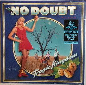 No Doubt Tragic Kingdom Colored Vinyl