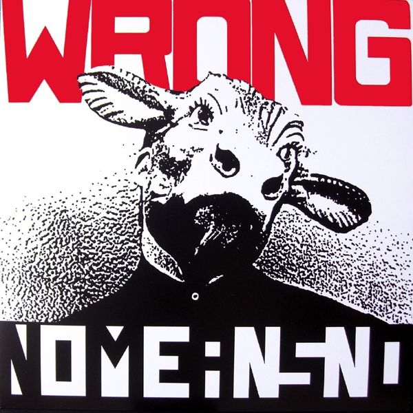 Nomeansno Wrong Colored Vinyl