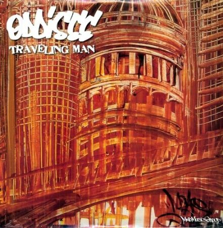 Oddisee Traveling Man Colored Vinyl