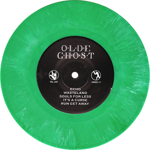 Olde Ghost - Totally