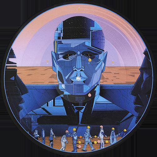 Oliver Mechanical Colored Vinyl