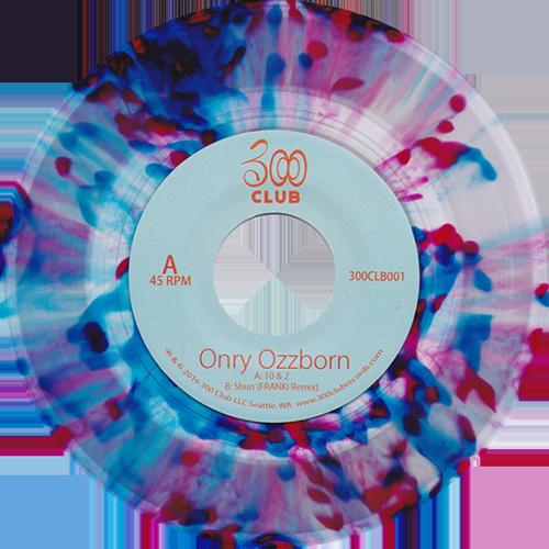 Onry Ozzborn - Ten & Two