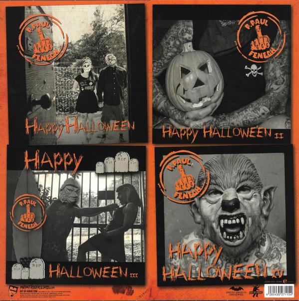 P. Paul Fenech - Happy Halloween V