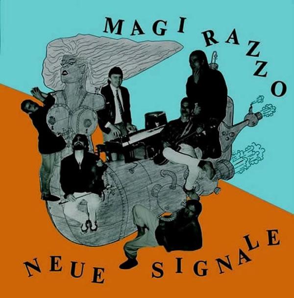 Pancakes & Magi Razzo - Oh What's That ? / Neue Signale