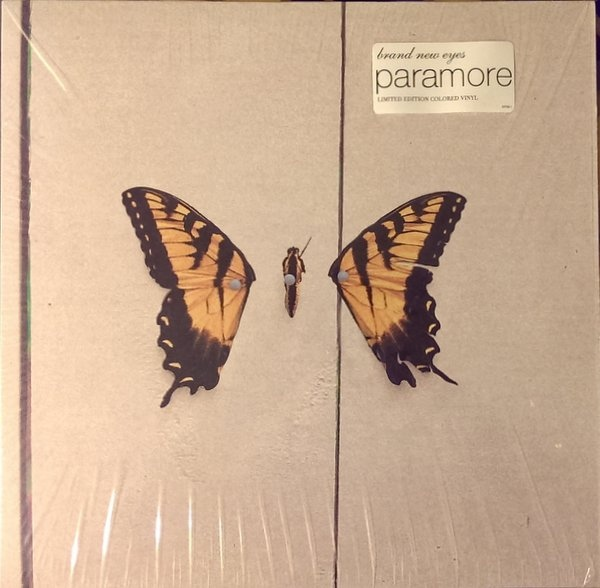Paramore Brand New Eyes Colored Vinyl
