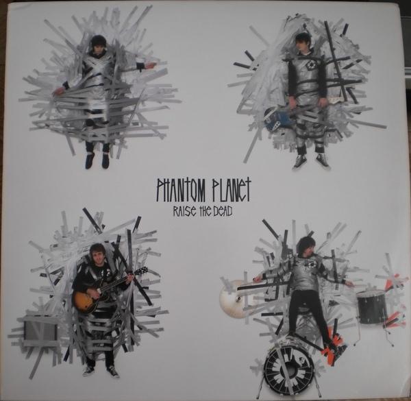 Phantom Planet Raise The Dead Colored Vinyl