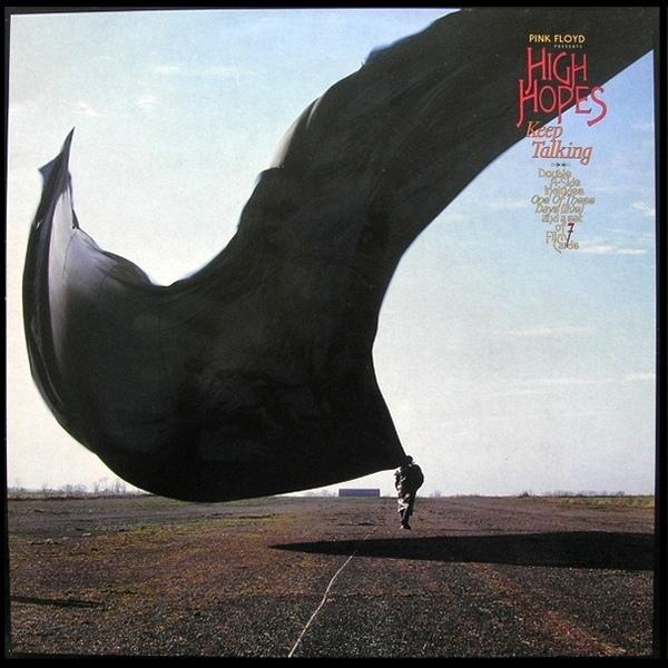 Pink Floyd High Hopes Keep Talking Colored Vinyl