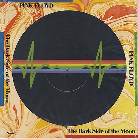 Pink Floyd The Dark Side Of The Moon Colored Vinyl