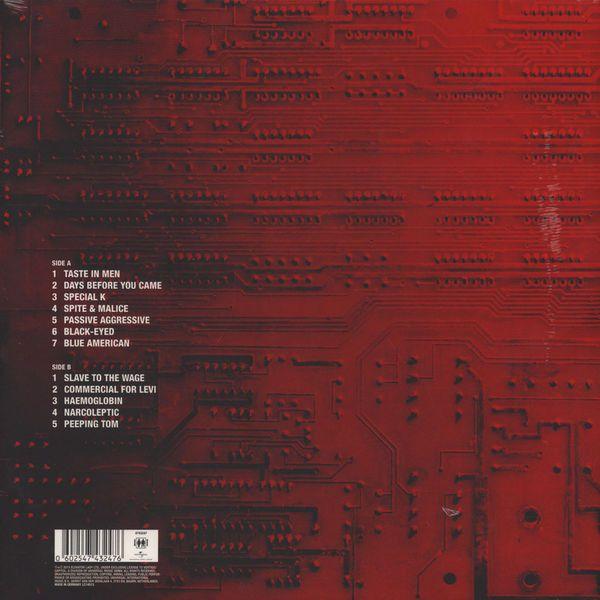Placebo -Black Market Music