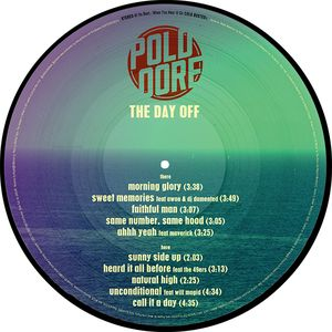 Poldoore The Day Off Colored Vinyl