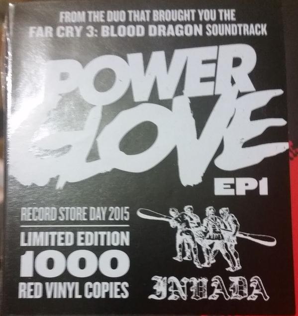 Power Glove - EP1