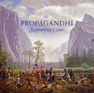 Propagandhi -Supporting Caste