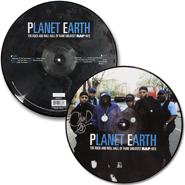 Public Enemy Planet Earth The Rock And Roll Hall Of