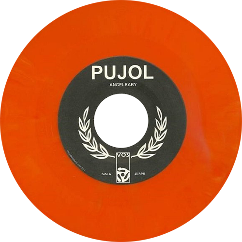 Pujol Angelbaby Colored Vinyl