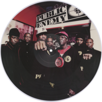 Public Enemy -Harder Than You Think