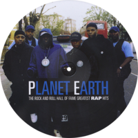 Public Enemy -Planet Earth (The Rock And Roll Hall Of Fame Greatest Rap Hits)