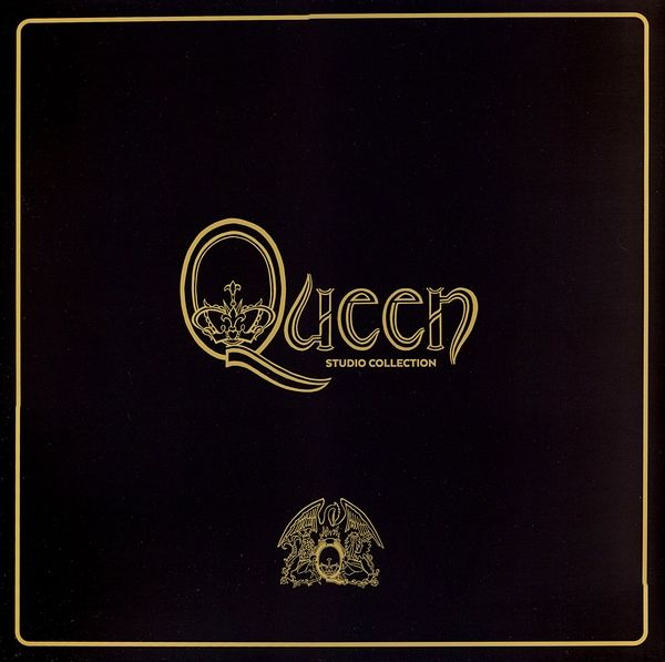 Queen Studio Collection Colored Vinyl