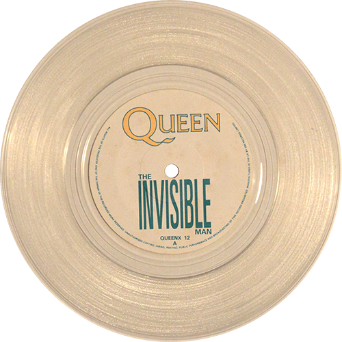 Queen -The Invisible Man