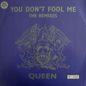 Queen You Don T Fool Me The Remixes Colored Vinyl