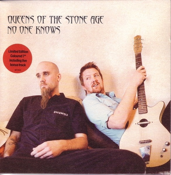 Queens Of The Stone Age No One Knows Colored Vinyl