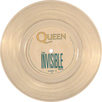 Queen - The Invisible Man