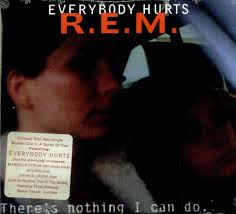 R E M Everybody Hurts Colored Vinyl