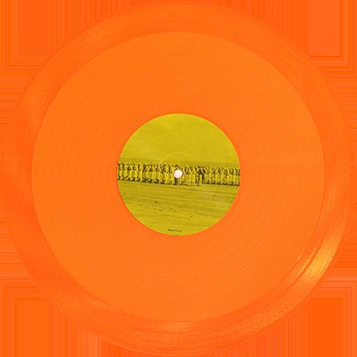 R.E.M. -Orange Crush