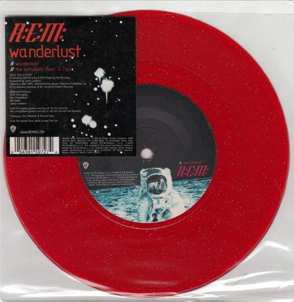 R.E.M. -Wanderlust