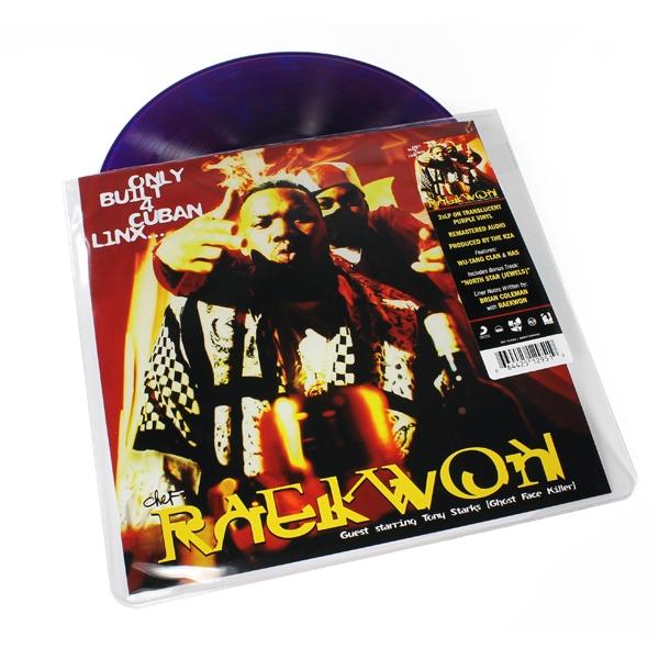 Raekwon Only Built 4 Cuban Linx Colored Vinyl